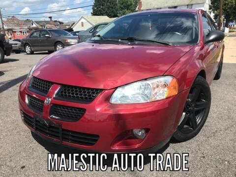 2006 Dodge Stratus for sale at Majestic Auto Trade in Easton PA