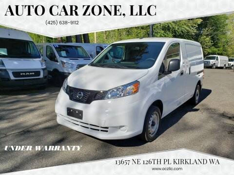 2021 Nissan NV200 for sale at Auto Car Zone, LLC in Kirkland WA