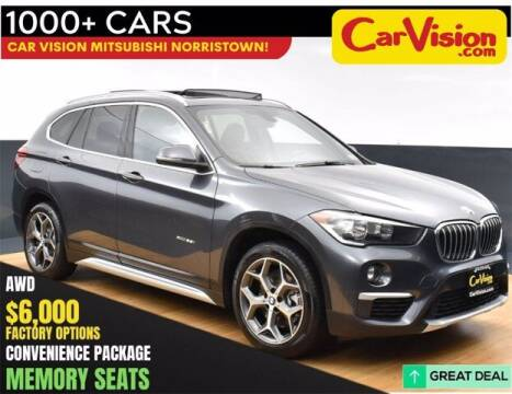 2018 BMW X1 for sale at Car Vision Buying Center in Norristown PA