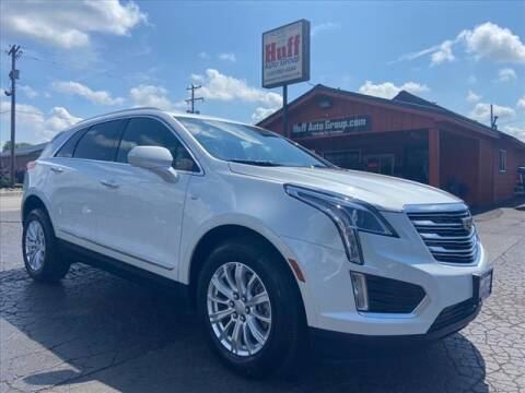 2018 Cadillac XT5 for sale at HUFF AUTO GROUP in Jackson MI