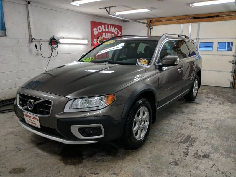 2010 Volvo XC70 for sale at BOLLING'S AUTO in Bristol TN