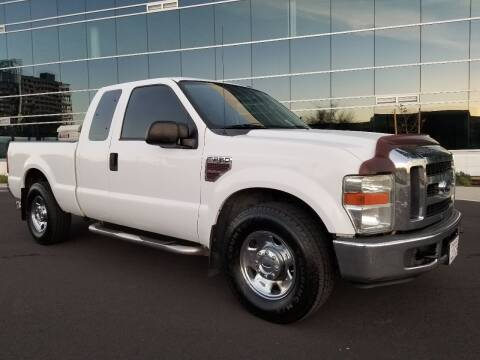 2008 Ford F-250 Super Duty for sale at San Diego Auto Solutions in Escondido CA