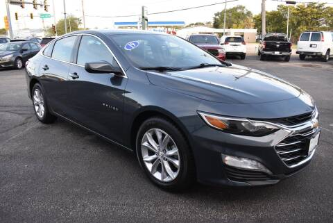 2019 Chevrolet Malibu for sale at World Class Motors in Rockford IL