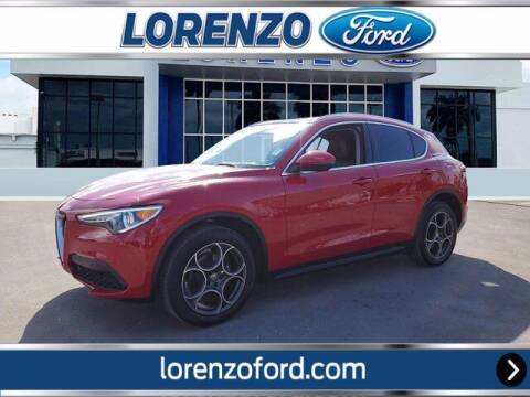 2018 Alfa Romeo Stelvio for sale at Lorenzo Ford in Homestead FL