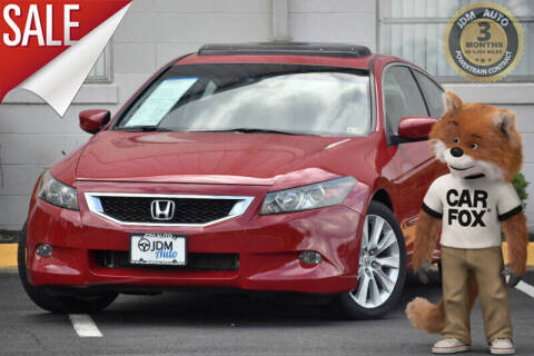 2008 Honda Accord for sale at JDM Auto in Fredericksburg VA