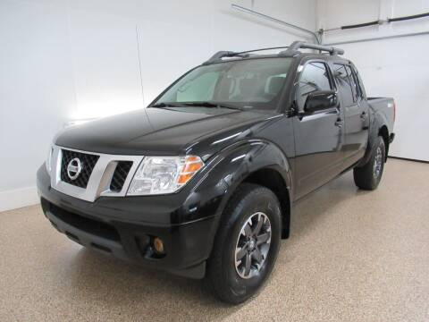 2016 Nissan Frontier for sale at HTS Auto Sales in Hudsonville MI