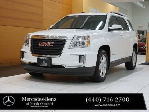 2016 GMC Terrain for sale at Mercedes-Benz of North Olmsted in North Olmstead OH