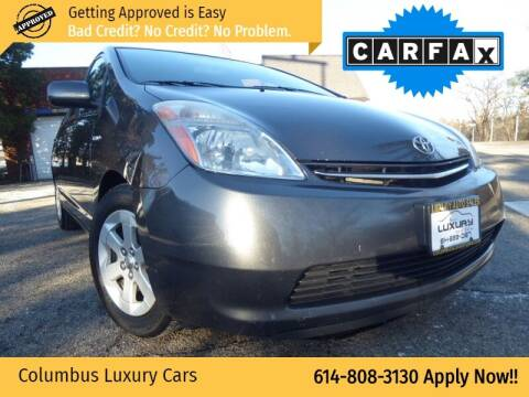 2007 Toyota Prius for sale at Columbus Luxury Cars in Columbus OH