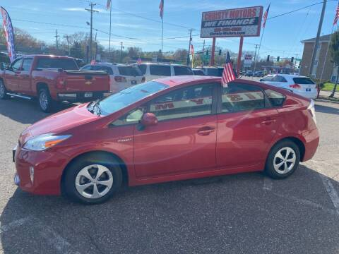 2012 Toyota Prius for sale at Christy Motors in Crystal MN
