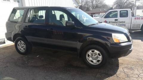 2005 Honda Pilot for sale at Thomasville Auto Sales in Thomasville NC