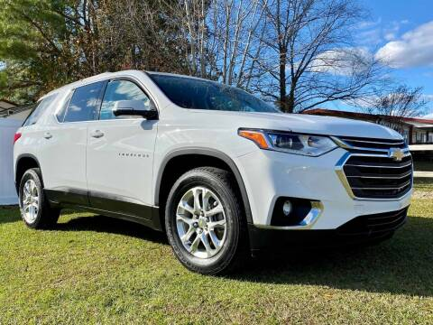 2019 Chevrolet Traverse for sale at Real Deals of Florence, LLC in Effingham SC
