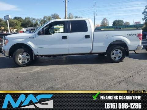 2013 Ford F-150 for sale at Munsterman Automotive Group in Blue Springs MO