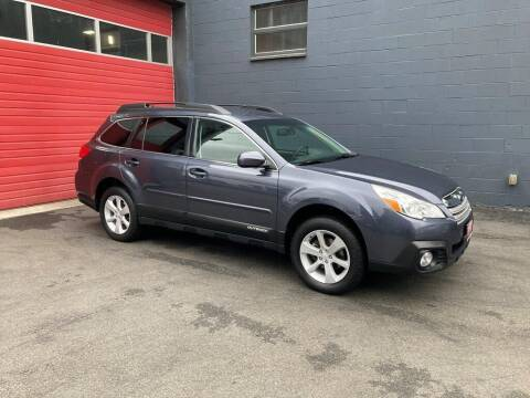 2014 Subaru Outback for sale at Paramount Motors NW in Seattle WA