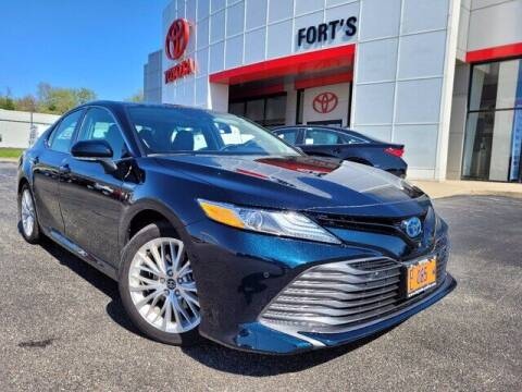 2020 Toyota Camry Hybrid for sale at Auto Smart of Pekin in Pekin IL