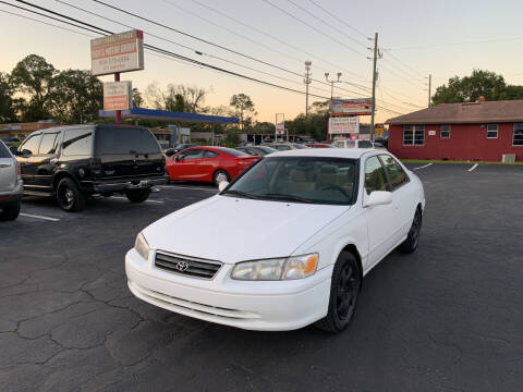 2000 Toyota Camry for sale at Sam's Motor Group in Jacksonville FL