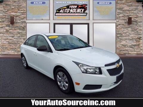 2013 Chevrolet Cruze for sale at Your Auto Source in York PA