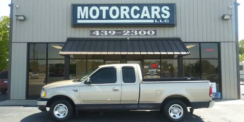 1999 Ford F-150 for sale at MotorCars LLC in Wellford SC
