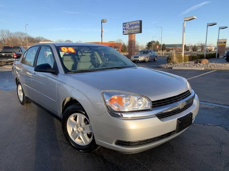 2004 Chevrolet Malibu for sale at Integrity Auto Center in Paola KS
