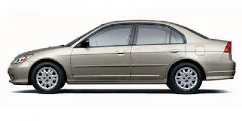 2004 Honda Civic for sale at Mike Murphy Ford in Morton IL