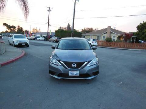 2017 Nissan Sentra for sale at Top Notch Auto Sales in San Jose CA