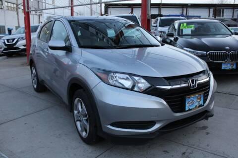 2018 Honda HR-V for sale at LIBERTY AUTOLAND INC - LIBERTY AUTOLAND II INC in Queens Villiage NY