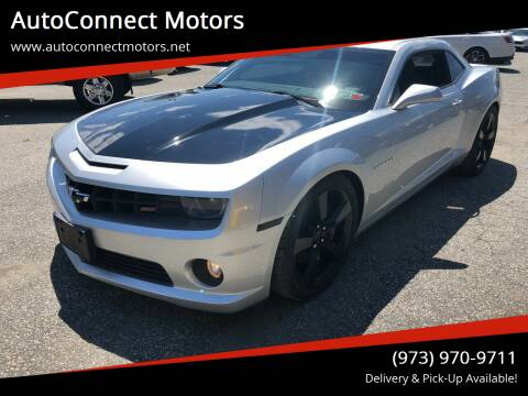 2011 Chevrolet Camaro for sale at AutoConnect Motors in Kenvil NJ