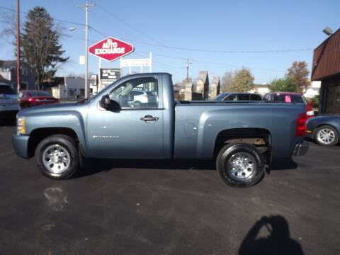 2011 Chevrolet Silverado 1500 for sale at The Auto Exchange in Stevens Point WI