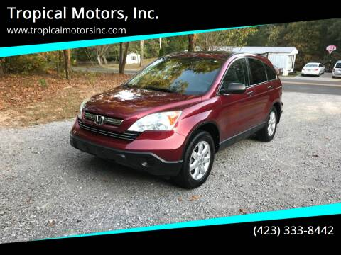 2009 Honda CR-V for sale at Tropical Motors, Inc. in Riceville TN