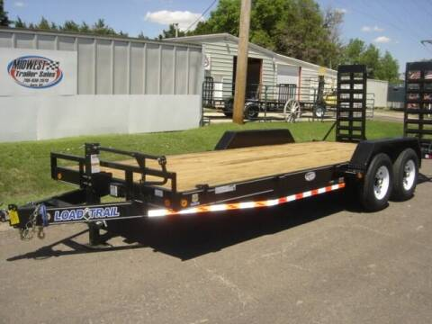 2021 83 X 20  LOAD TRAIL HD HAULER for sale at Midwest Trailer Sales & Service in Agra KS