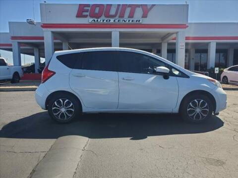 2015 Nissan Versa Note for sale at EQUITY AUTO CENTER in Phoenix AZ