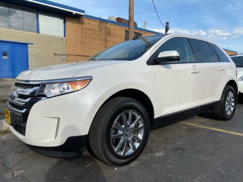 2013 Ford Edge for sale at Abrams Automotive Inc in Cincinnati OH