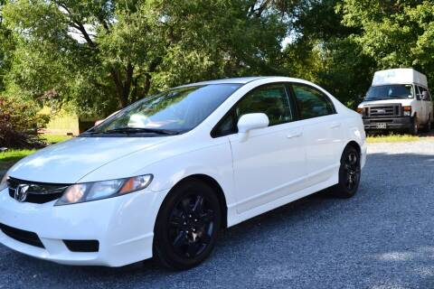2010 Honda Civic for sale at Victory Auto Sales in Randleman NC