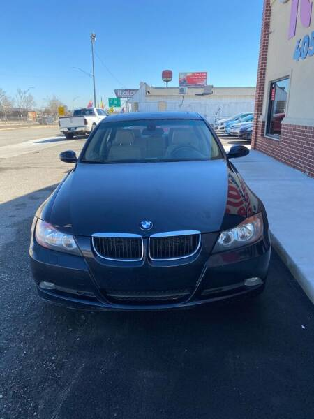 2006 BMW 3 Series for sale at Ital Auto in Oklahoma City OK