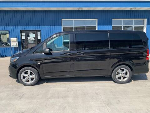 2017 Mercedes-Benz Metris for sale at Twin City Motors in Grand Forks ND