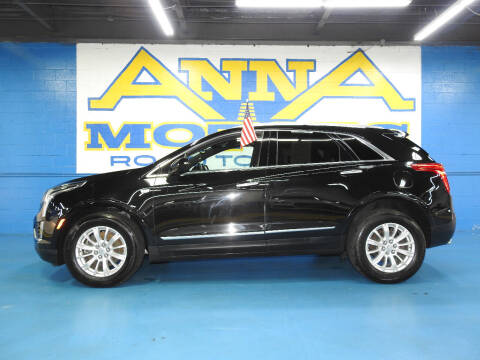 2018 Cadillac XT5 for sale at ANNA MOTORS, INC. in Detroit MI