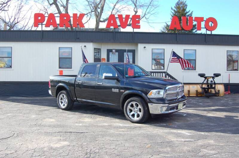 2015 RAM Ram Pickup 1500 for sale at Park Ave Auto Inc. in Worcester MA