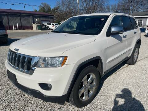 2011 Jeep Grand Cherokee for sale at Davidson Auto Deals in Syracuse IN