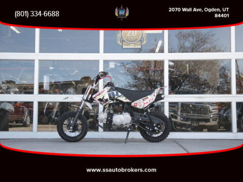 2013 PITSTER PRO XJR 90SS for sale at S S Auto Brokers in Ogden UT