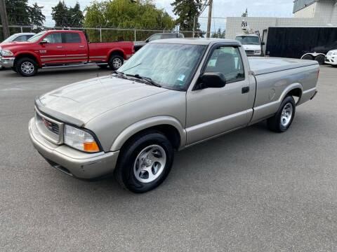 2000 GMC Sonoma for sale at Vista Auto Sales in Lakewood WA