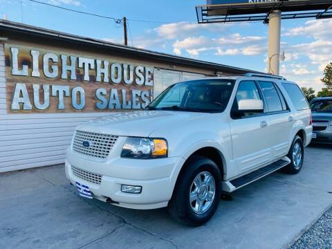 2005 Ford Expedition for sale at Lighthouse Auto Sales LLC in Grand Junction CO