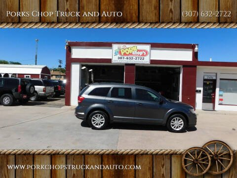 2015 Dodge Journey for sale at Porks Chop Truck and Auto in Cheyenne WY