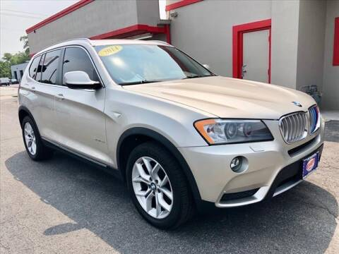 2014 BMW X3 for sale at Richardson Sales & Service in Highland IN