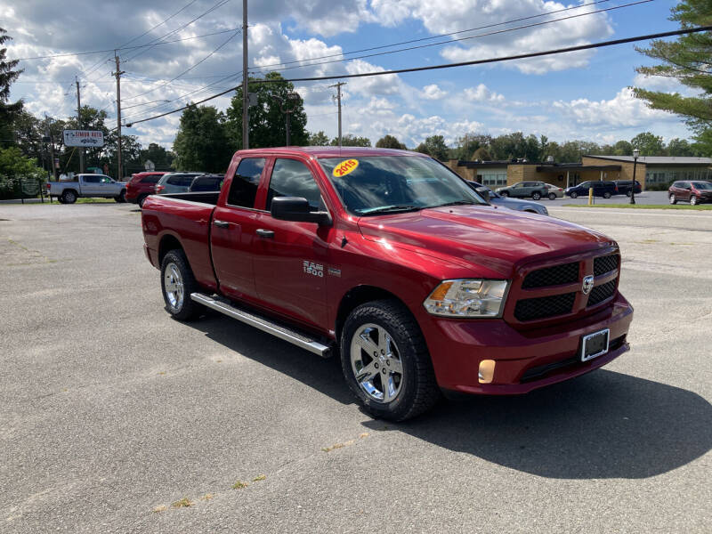 2015 RAM Ram Pickup 1500 for sale at JERRY SIMON AUTO SALES in Cambridge NY
