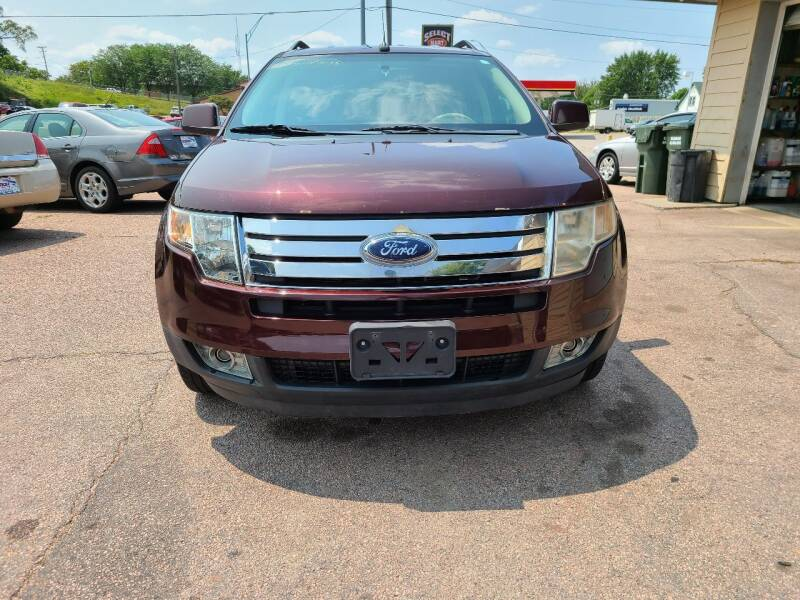 2009 Ford Edge for sale at Gordon Auto Sales LLC in Sioux City IA