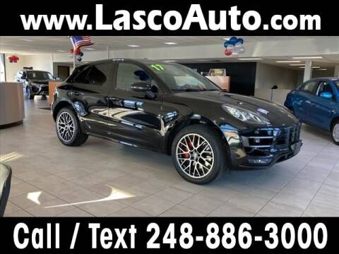 2017 Porsche Macan for sale at Lasco of Waterford in Waterford MI