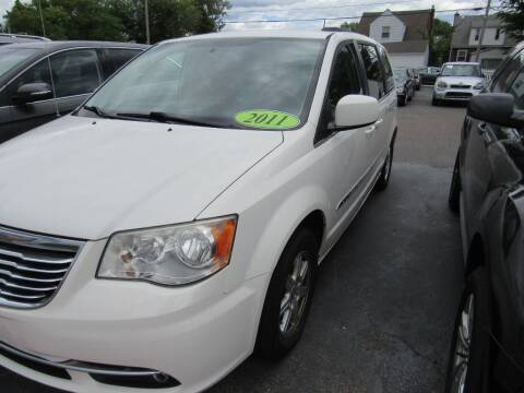 2011 Chrysler Town and Country for sale at PLATINUM AUTO SALES in Dearborn MI