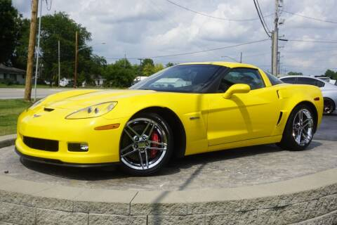 2008 Chevrolet Corvette for sale at Platinum Motors LLC in Heath OH