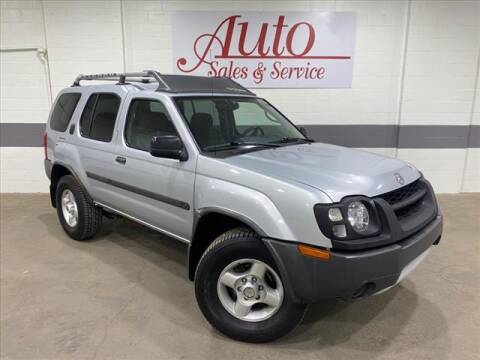 2003 Nissan Xterra for sale at Auto Sales & Service Wholesale in Indianapolis IN
