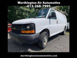 2015 Chevrolet Express Cargo for sale at Worthington Air Automotive Inc in Williamsburg MA