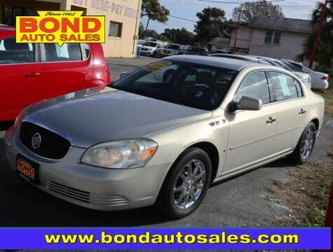 2008 Buick Lucerne for sale at Bond Auto Sales in St Petersburg FL